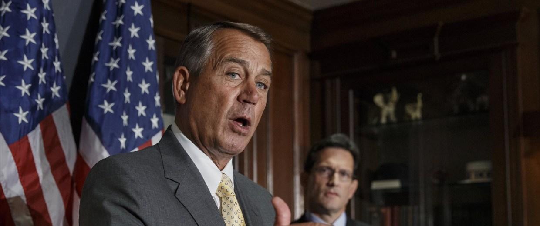 Image: John Boehner, Eric Cantor