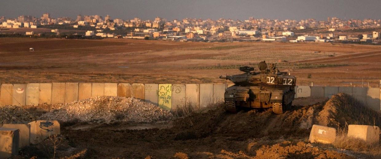 Image: ISRAEL-PALESTINIAN-GAZA-CONFLICT