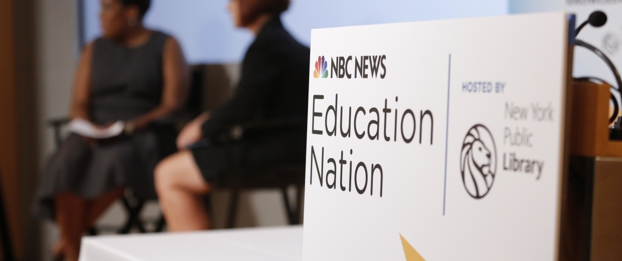 NBC News - Education Nation - Season 2013