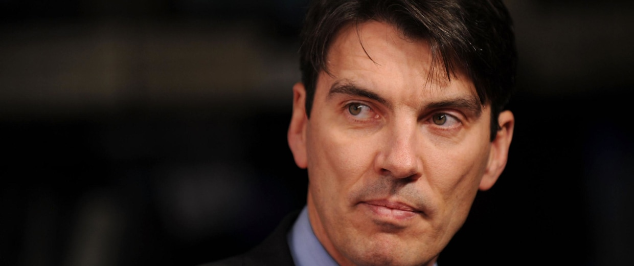 Image: CEO of AOL Tim Armstrong