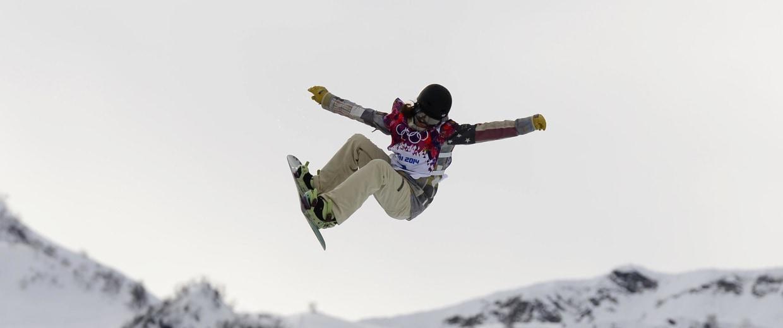 Image: OLY-2014-SNOWBOARD-HALFPIPE-WOMEN