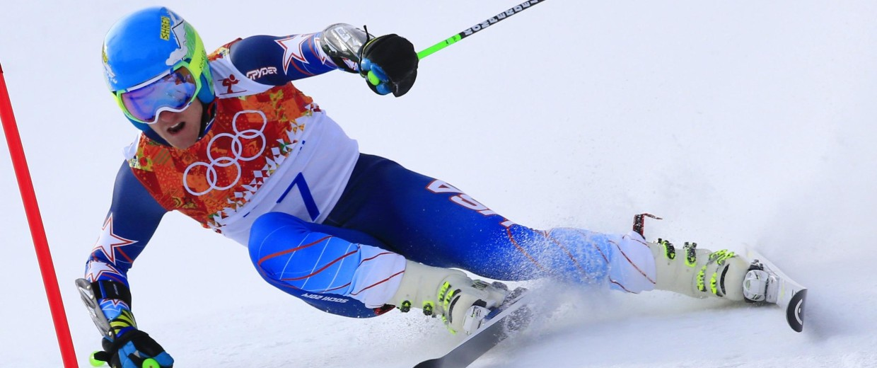 Image: OLY-2014-SKI-ALPINE-GIANTSLALOM-MEN