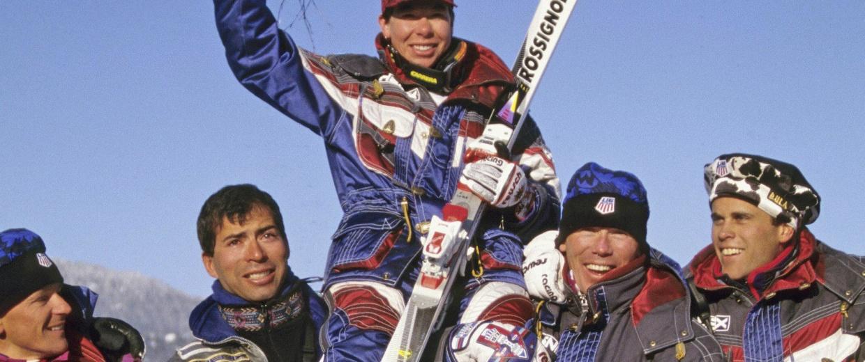 USA Diann Roffe Steinrotter, 1994 Winter Olympics