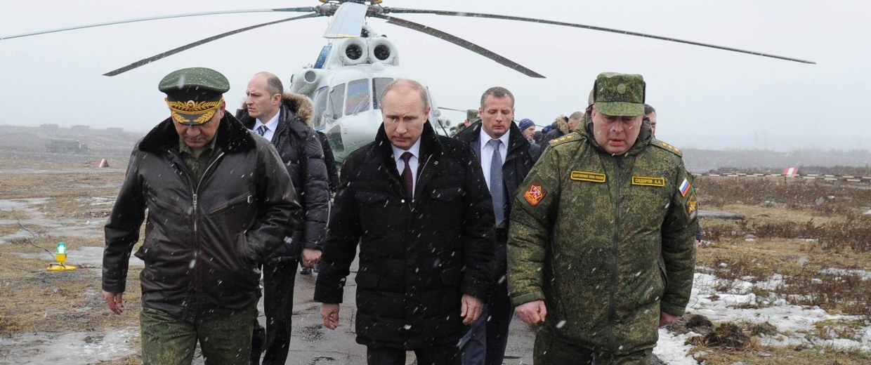 Image result for putin's military power