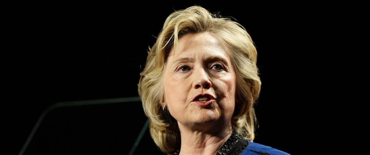 Image: Hillary Rodham Clinton Speaks At The University Of Miami