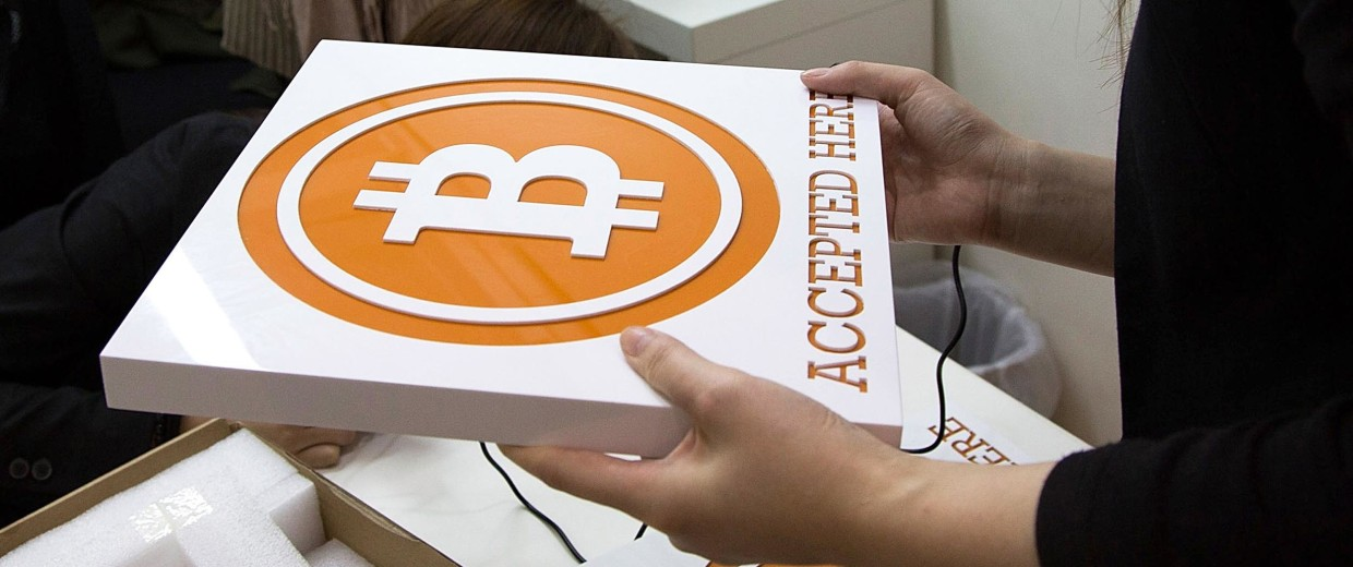 Image: Hong Kong's First Bitcoin Counter Opens To The Public