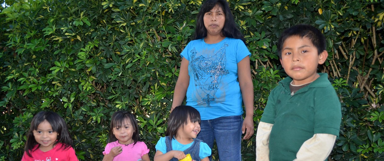Image: Juana Sales speaks an ancient Guatemalan language that her children aren't learning
