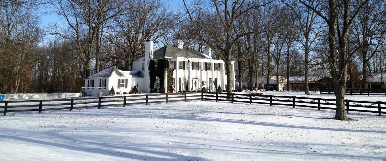 Image: The Kruse's house