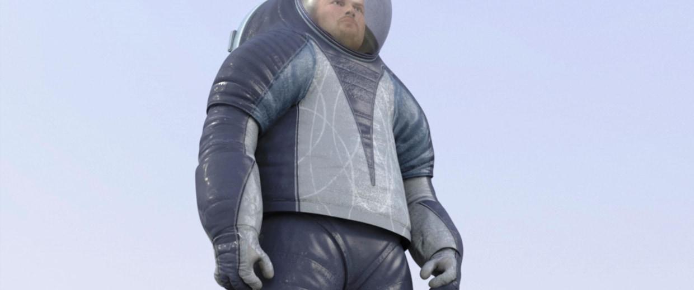 Image: Spacesuit design