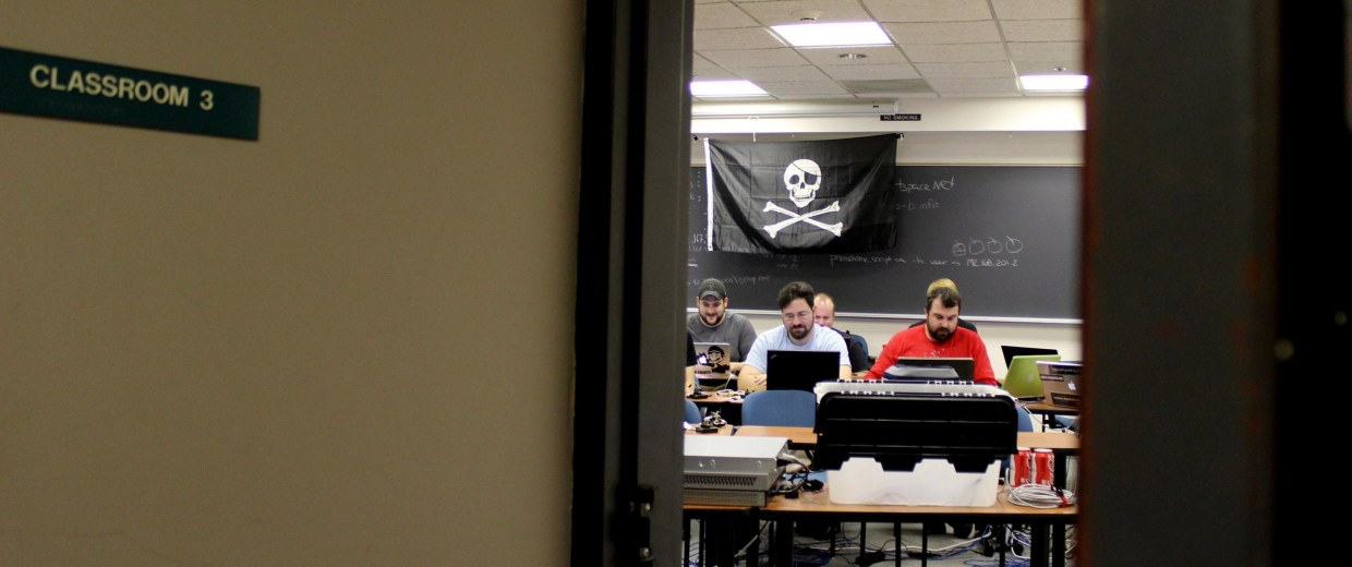 Image: Cybersecurity: Red Team Hackers
