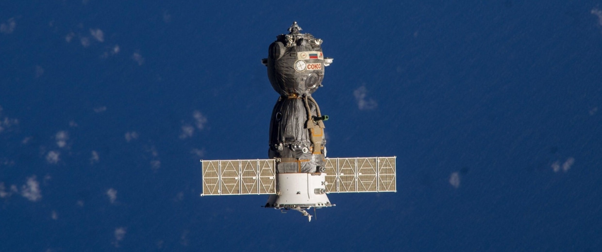 Image: Soyuz craft