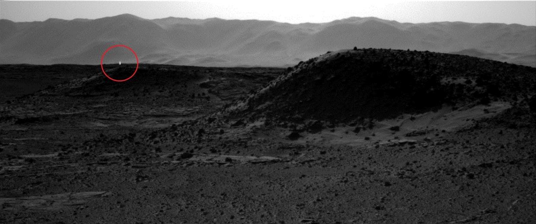Image: Mars scene