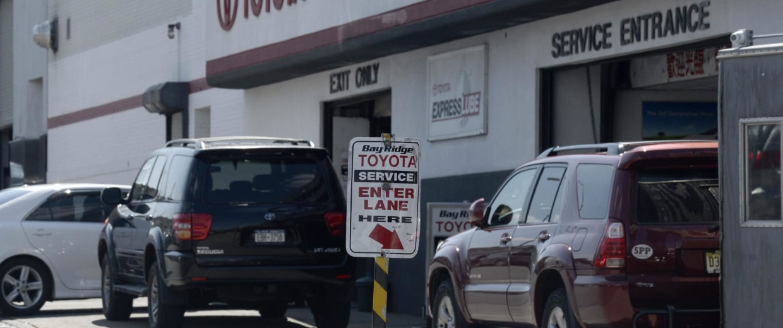 Image: Toyota recall