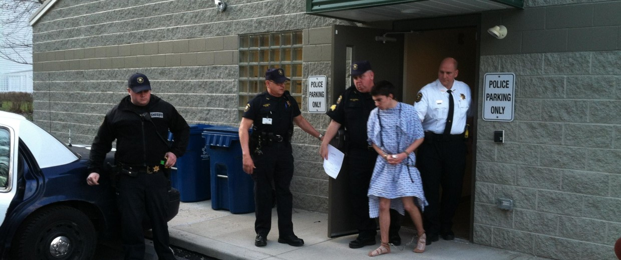 IMAGE: School stabbing suspect Alex Hribal