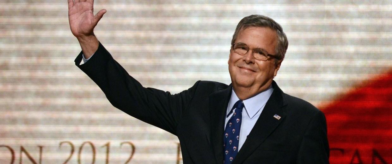 Image: US-POLITICS-VOTE-REPUBLICANS-BUSH-FILES
