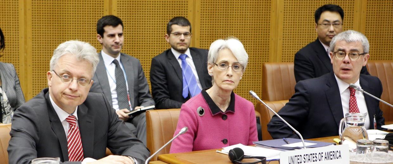 Image: AUSTRIA-IRAN-NUCLEAR-TALKS-EU