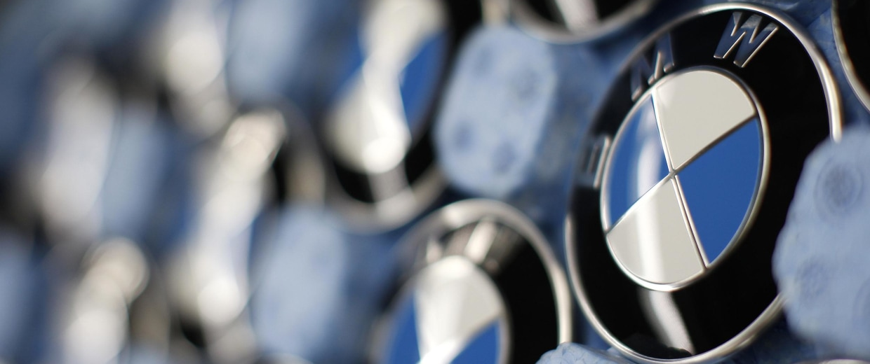Image: The BMW logo