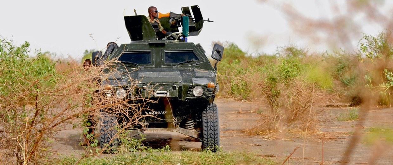 Image: NIGERIA-UNREST