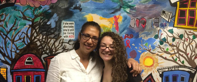 Image: Susan and Christina Rodriguez