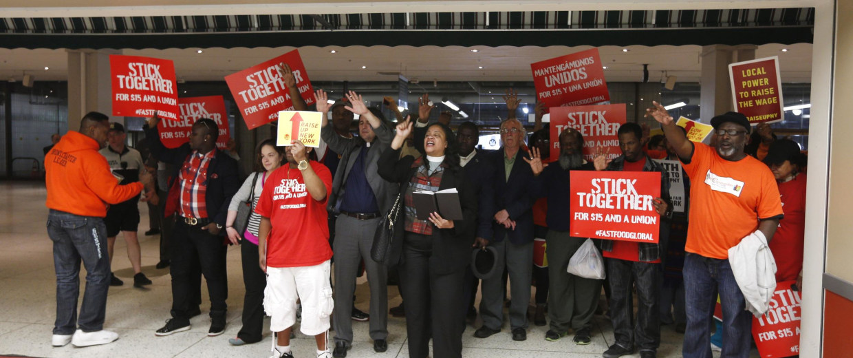 Some socially-conscious companies are using the minimum wage debate to burnish their values and business practices.