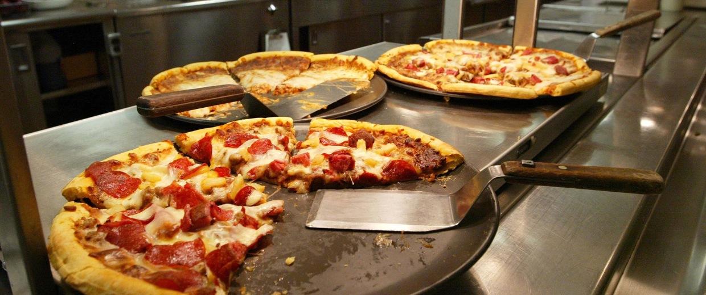 Image: Pizzas
