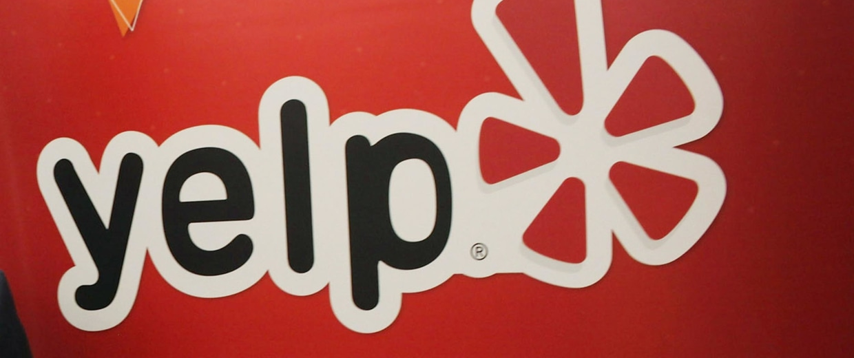 Image: The Yelp logo