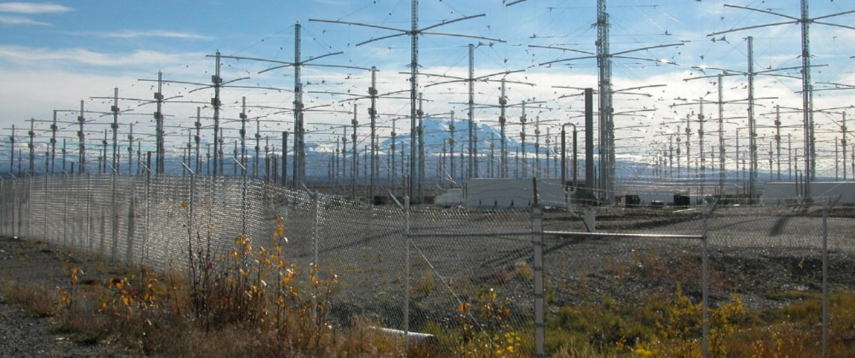 Conspiracy Theories Abound as U.S. Military Closes HAARP ...