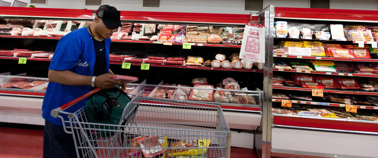 Meat prices are soaring, but that's not all. Inflation is making a comeback, some experts say.