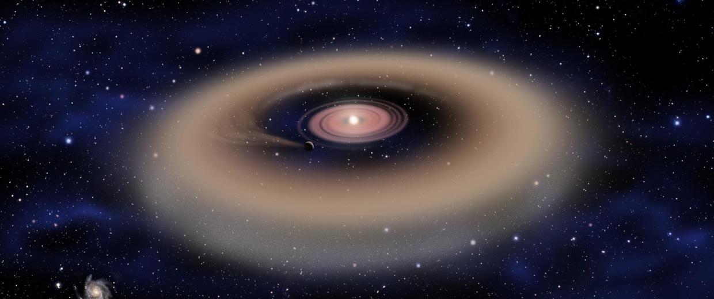 Image: Artist's illustration of exoplanet