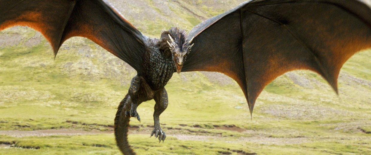 Could The 'Game Of Thrones' Dragons Fly And Breathe Fire