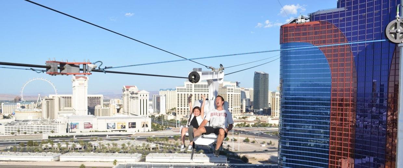 Image: VooDoo zip line in Las Vegas