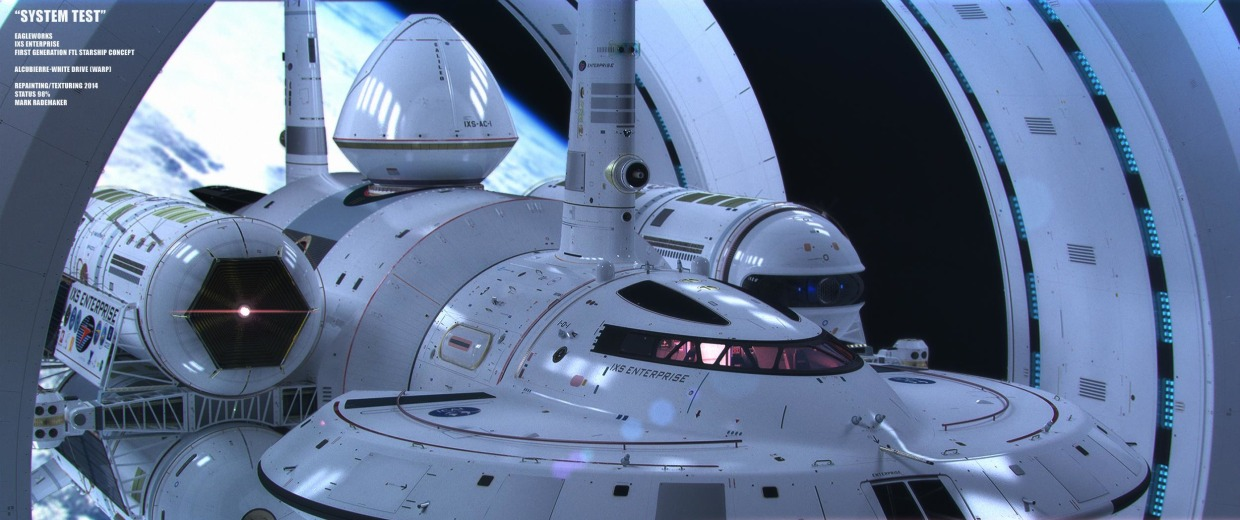 Image: IXS Enterprise