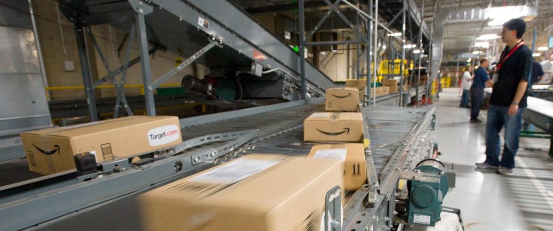 Image: Amazon.com warehouse