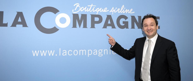 Image: La Compagnie Chairman Frantz Yvelin