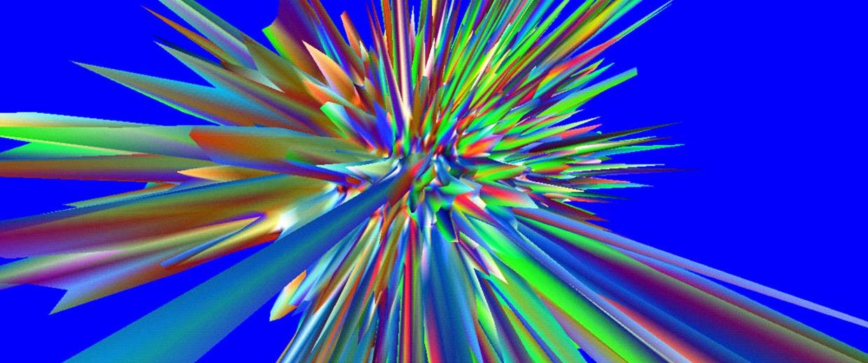 Image: Exploding universe