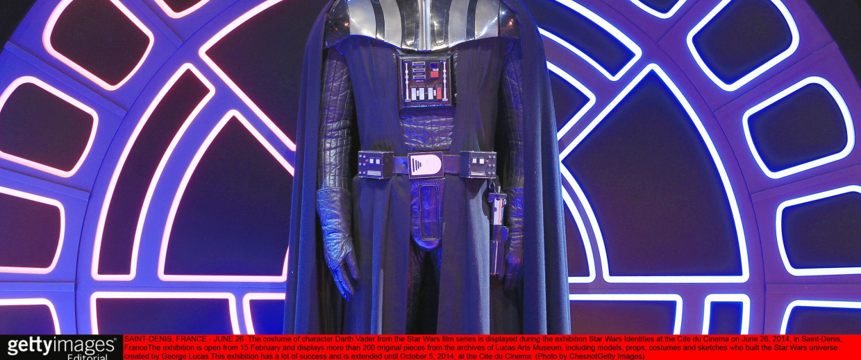 Image: Darth Vader costume