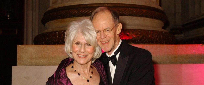 Image: Diane and John Rehm