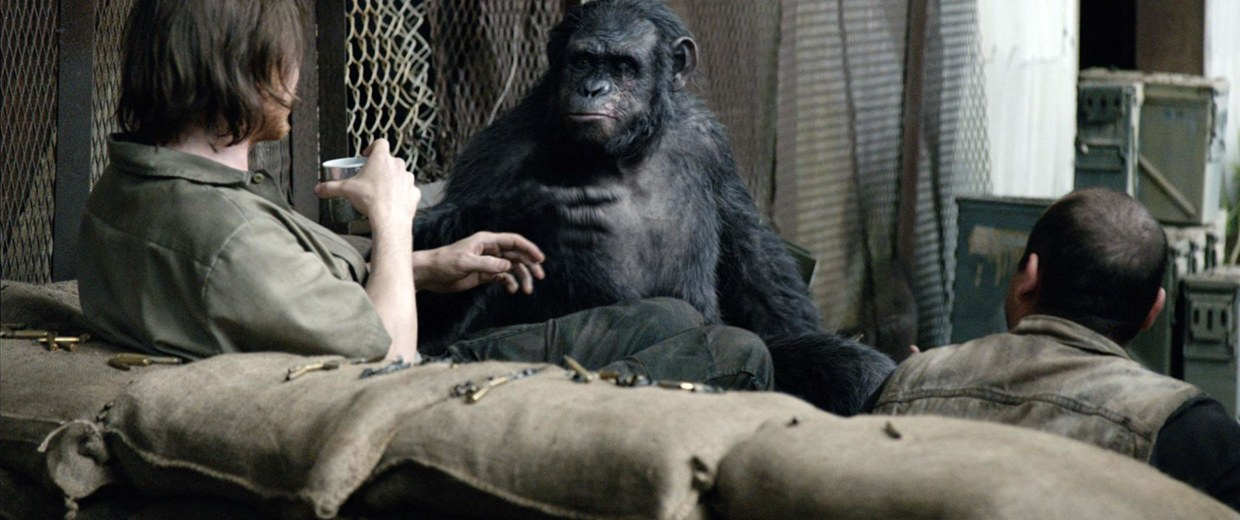 Image: Dawn of the Planet of the Apes - 2014.