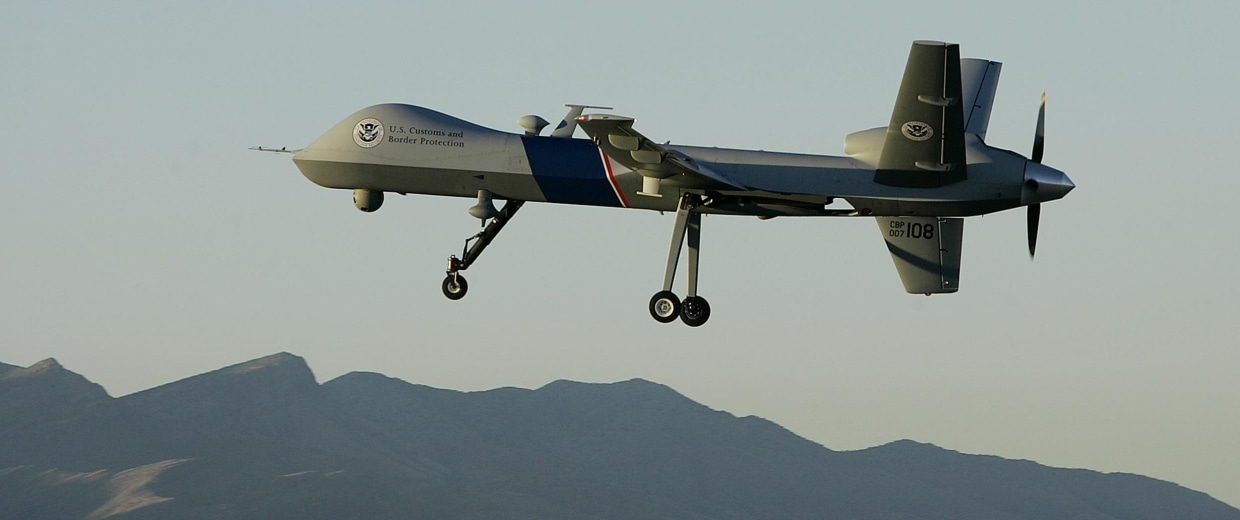 Eyes In The Sky Are Pricey Border Patrol Drones Worth Money