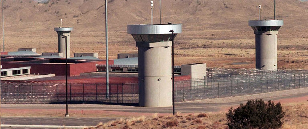 Image: Federal prison in Florence, Colo.