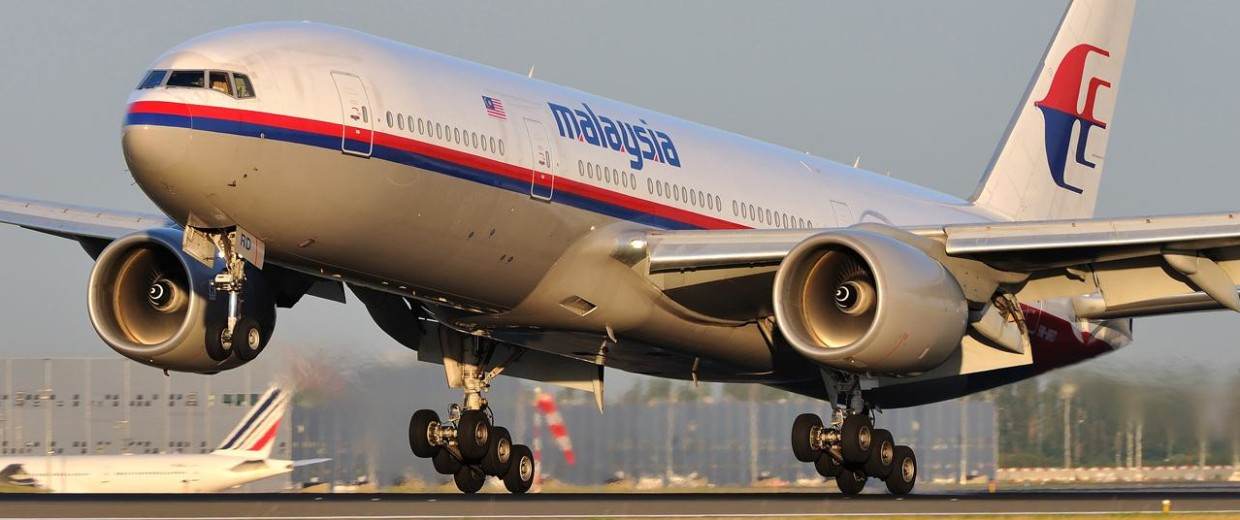 Image: Malaysian Airlines Boeing 777