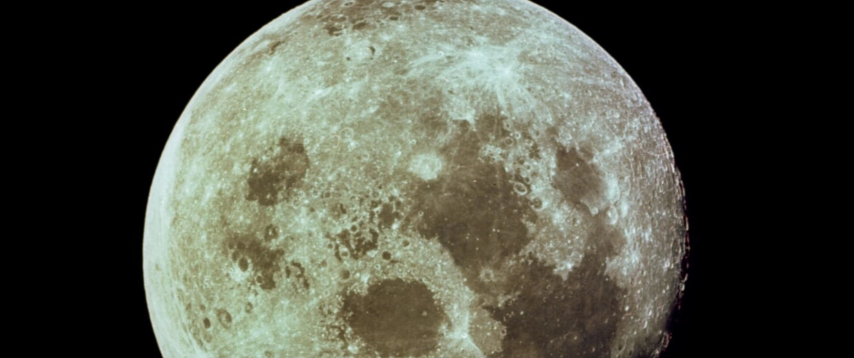 Image: Apollo 11 moon