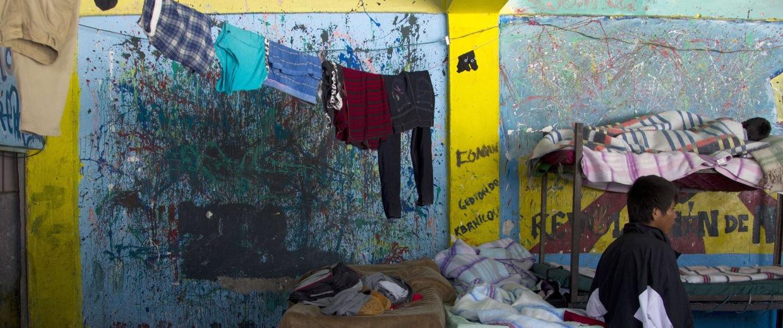 Image: MEXICO-CRIME-CHILDREN