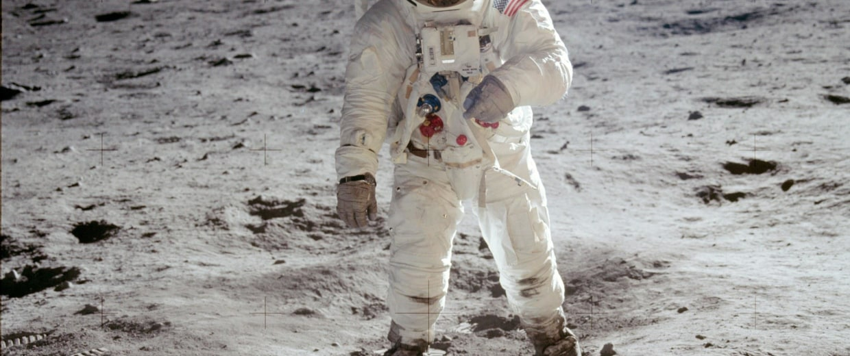 Apollo 11's 'Giant Leap' on the Moon Held Deep Meaning for ...