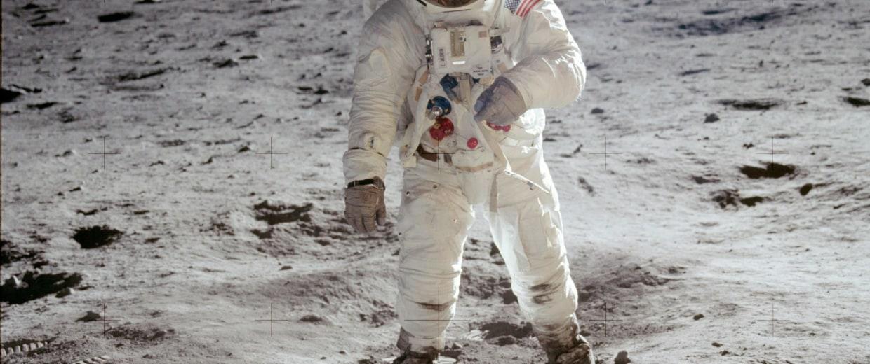 Image: Apollo 11 portrait