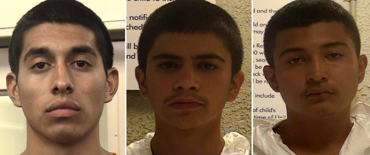 Image: Suspects in the Albuquerque murders