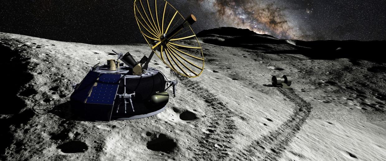 Image: MX-1 lander
