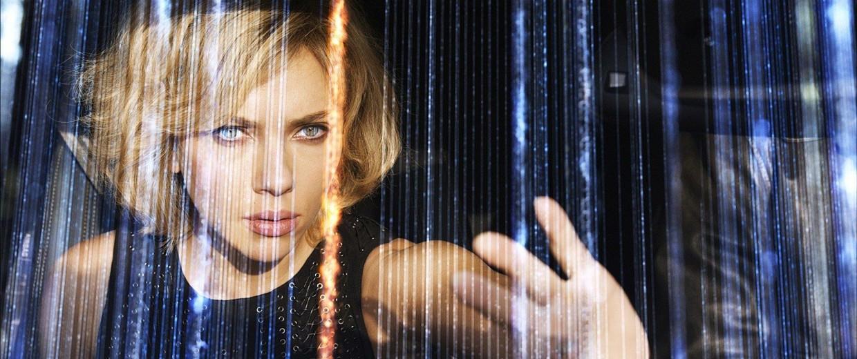 "Image: Scarlett Johansson in ""Lucy"""
