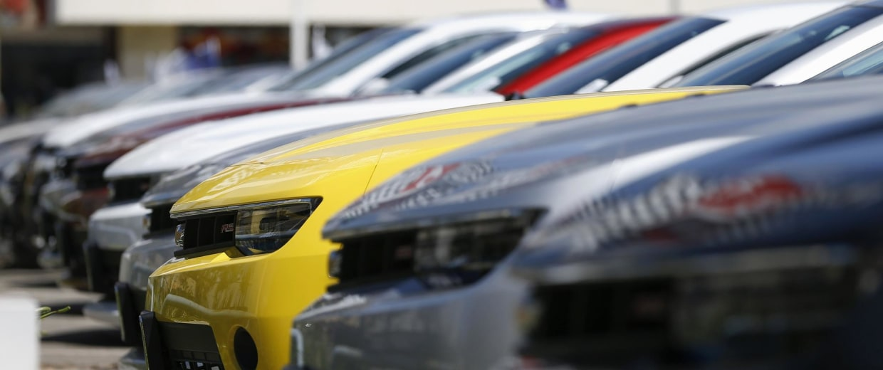 The auto market's five year run of expanding production and profits is showing signs of nearing a top, which could be good news for consumers.