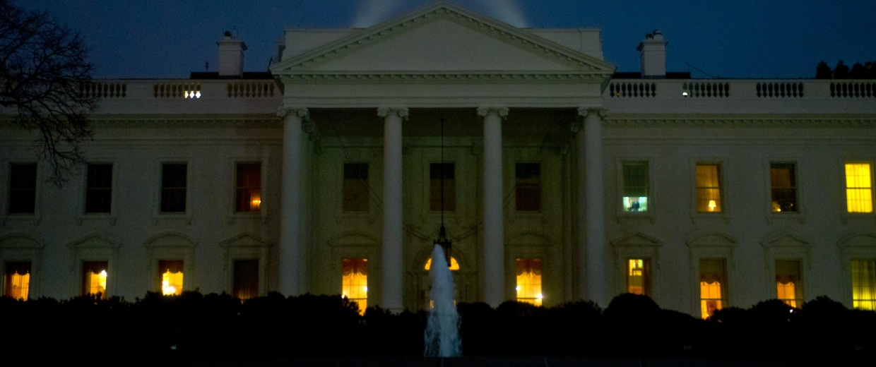 Image: US-FEATURE-WHITE HOUSE